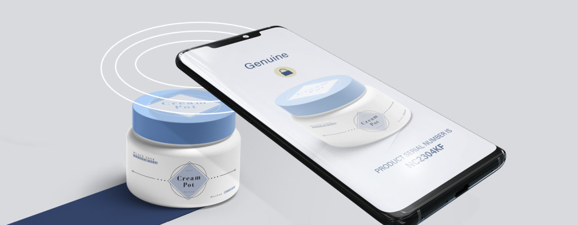 NFC-anti-counterfeiting