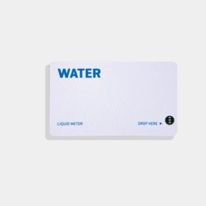 water sensor card