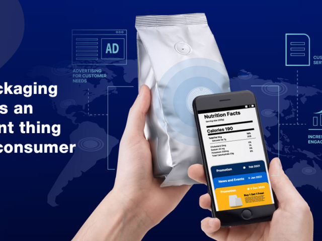 NFC tamper detection - AIPIA packaging